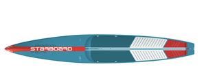 2021 Starboard SUP 14x23.5 Sprint Wood Carbon