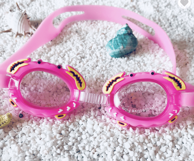 Kids Adjustable Anti Fog Swimming Goggles