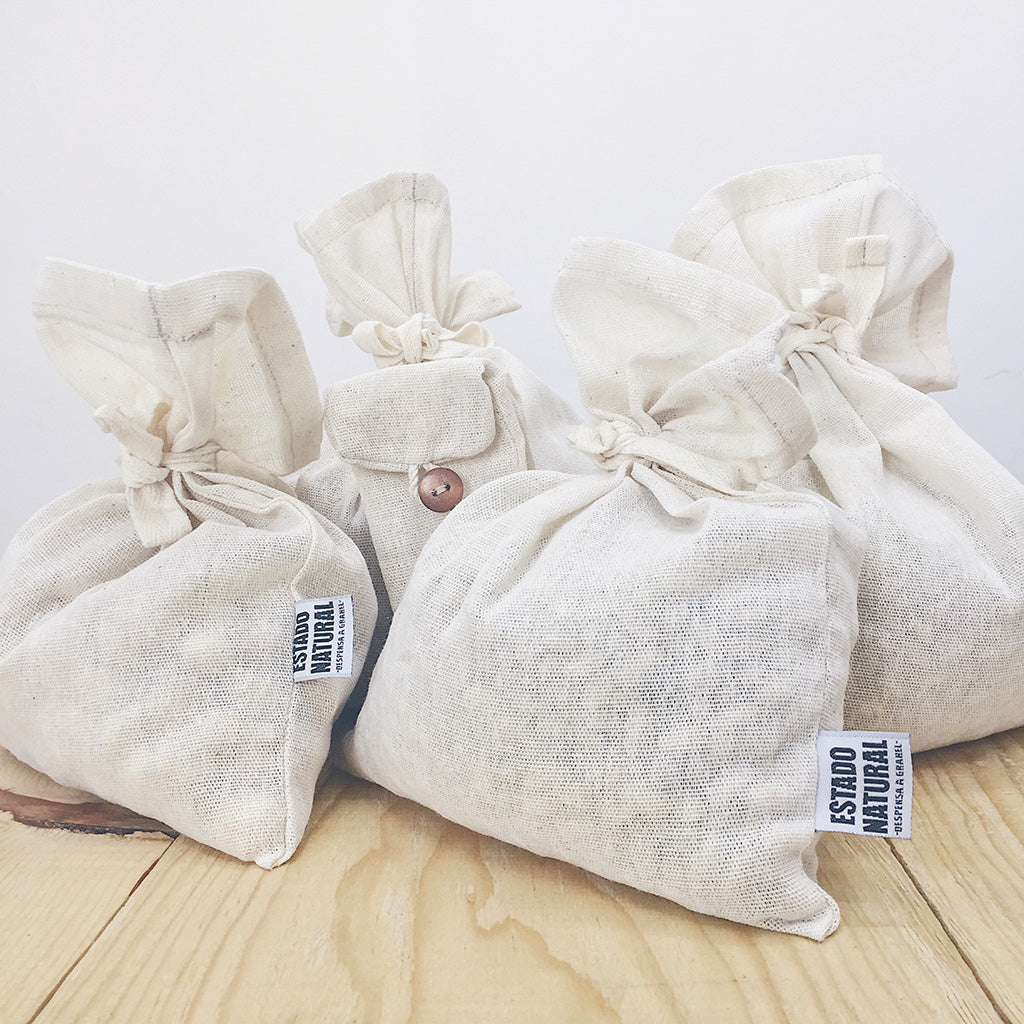 Set de Bolsas Zero Waste