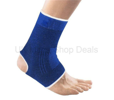 2 x Elastic Ankle Support