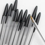 BIC Black Ink Ball Point Pens