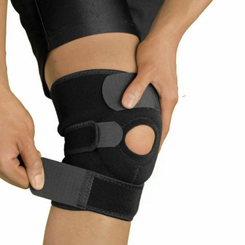 Knee Brace Support Neoprene Patella Stabilising Belt Adjustable Strap NHS Use