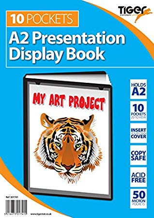 Presentation Display Book