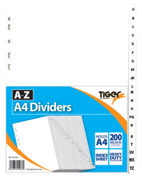 PP Dividers (Subject Dividers)