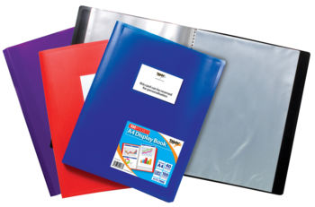 FlexiCover Display Books