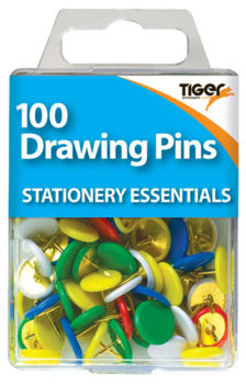 Pins - Drawing Pins/Push Pins/Map Pins/Indicator Pins/Saftey Pins