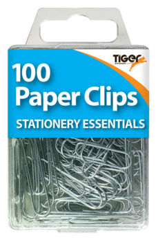 Paper Clips - Giant Paper Clips/Fold Back Clips/Paper Clips