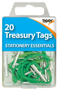 Treasury Tags
