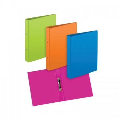 Board Ring Binders (A4 Bright Colours)