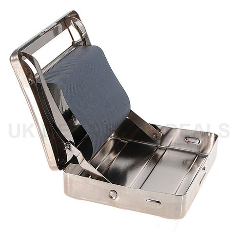 NEW Metal Automatic Cigarette Tobacco Rolling Machine Box