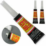 Strong All Purpose Super Glue Adhesive for High-Quality Repairs, Clear Glue 3g