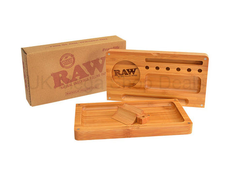 RAW Backflip Rolling tray - Rolling Papers - Back Flip Magnetic