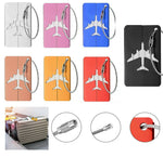 Aluminium Luggage Tags Labels for Baggage
