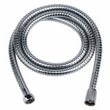 Stainless Steel Replacement Shower Hose Flexible Standard Universal Fitting