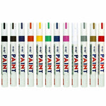 Paint Pen Marker Colours for Car Tire - Permanent Marker