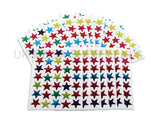 700X Star Shape Stickers