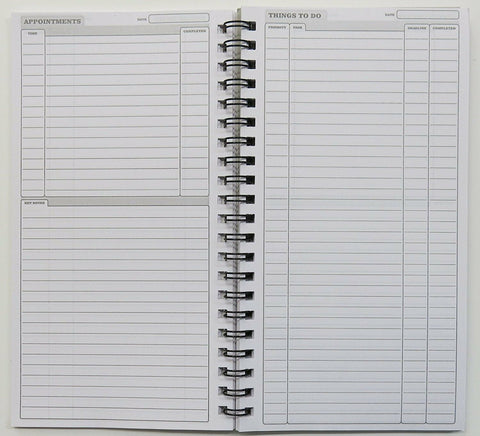 Things to Do Today Planner To Do Pad Daily Desk Planner Schedule Organiser 120