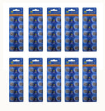 100x AG13 LR44 L1154 SR44 357 A76 PX76A Alkaline Button Battery Coin Cell