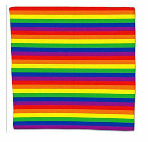 LGBT Rainbow Gay Bandanna/Hair Band Scarf
