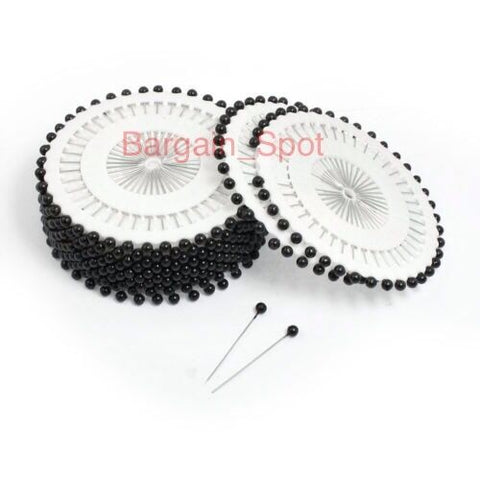 Black Colour Pearl Bead PIN