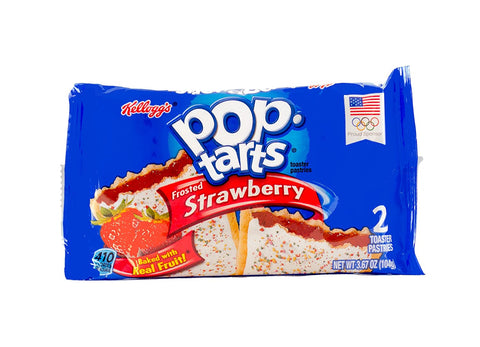 Pop Tarts - Frosted Starwberry - Twin Pack - 3.38oz (96g)