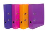 Board Lever Arch Files solid colours