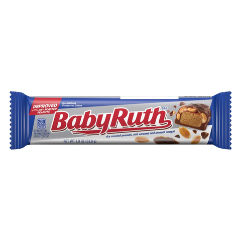 Baby Ruth Bar - 1.9oz (53.8g)