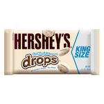 Hershey's Cookies N Creme Drops King Size 2.1oz (60g)