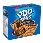 Pop Tarts Chocolate Chip 12 pack (6 x 2 pouches)