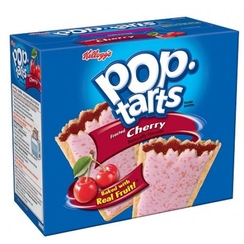 Pop Tarts Frosted Cherry 12 pack (6 x 2 pouches)
