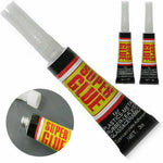 Super Glue Glue Water Resistant Universal Adhesive 3g Tubes Strong