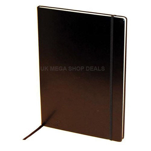 Silvine Executive Soft Feel Notebook A5