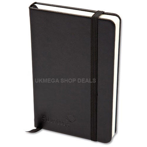 Silvine Executive Soft Feel Notebook A6