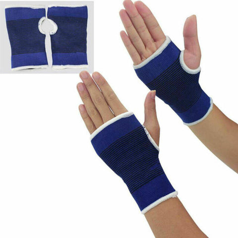 2 x Palm Elastic Neoprene Hand Support