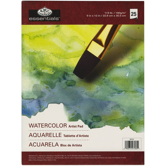 Royal & Langnickel Watercolour Artist Pads