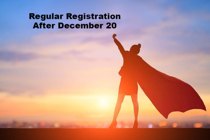 Regular Registration: How to Be the CEO of Your Life and Law Firm