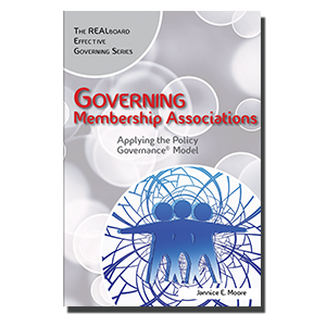 GOVERNING MEMBERSHIP ASSOCIATIONS