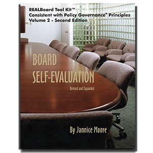 BOARD SELF-EVALUATION TOOL KIT™