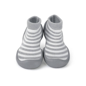 Step Ons Crawling, Cruising, Pre-Walking Baby Sock Shoe