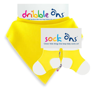Sock Ons Dribble Ons Bundle