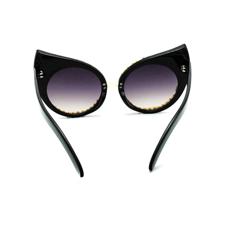Designer Luxury Colorful Rhinestone & Crystal Sunglasses