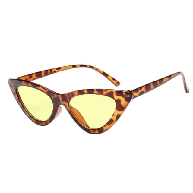 Cute and Colorful Cat Eye Sunglasses