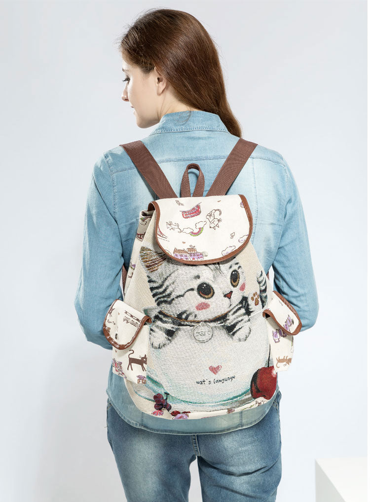 Sweetest Kitty Cat Ever Backpack