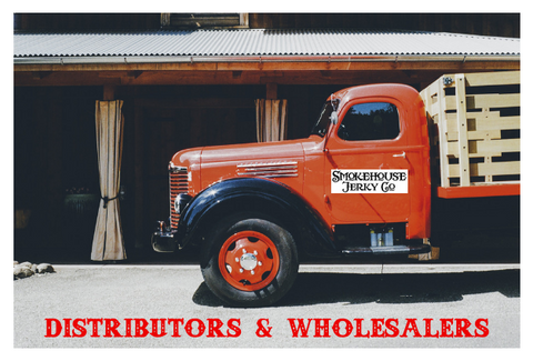 Beef jerky distribution and wholesale