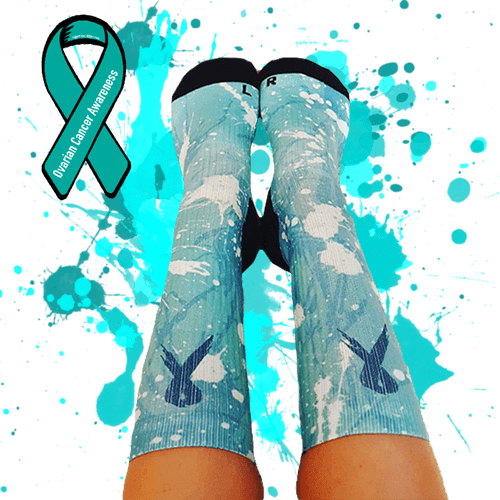 Cancer Fundraiser Socks
