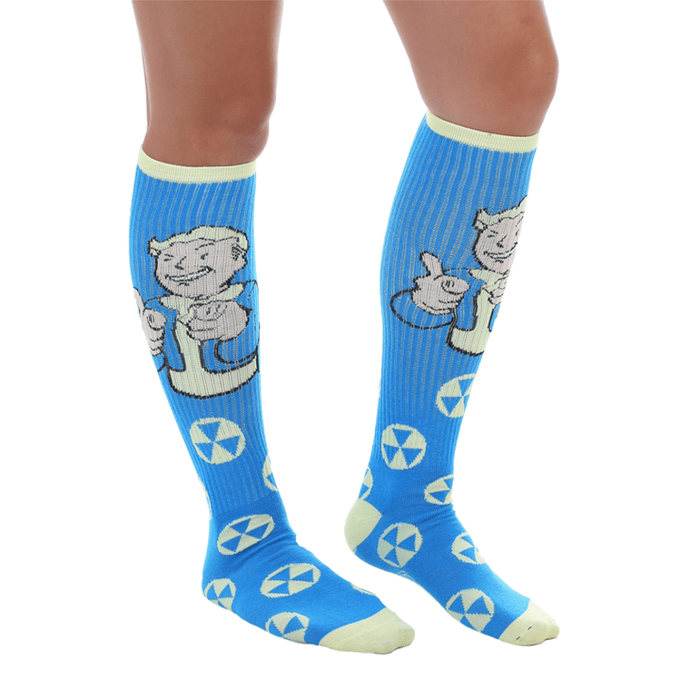 Custom Design Knee High Socks