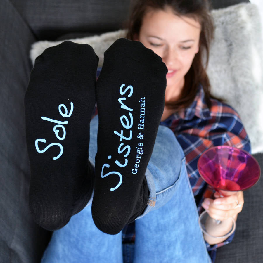 Custom Dress Socks