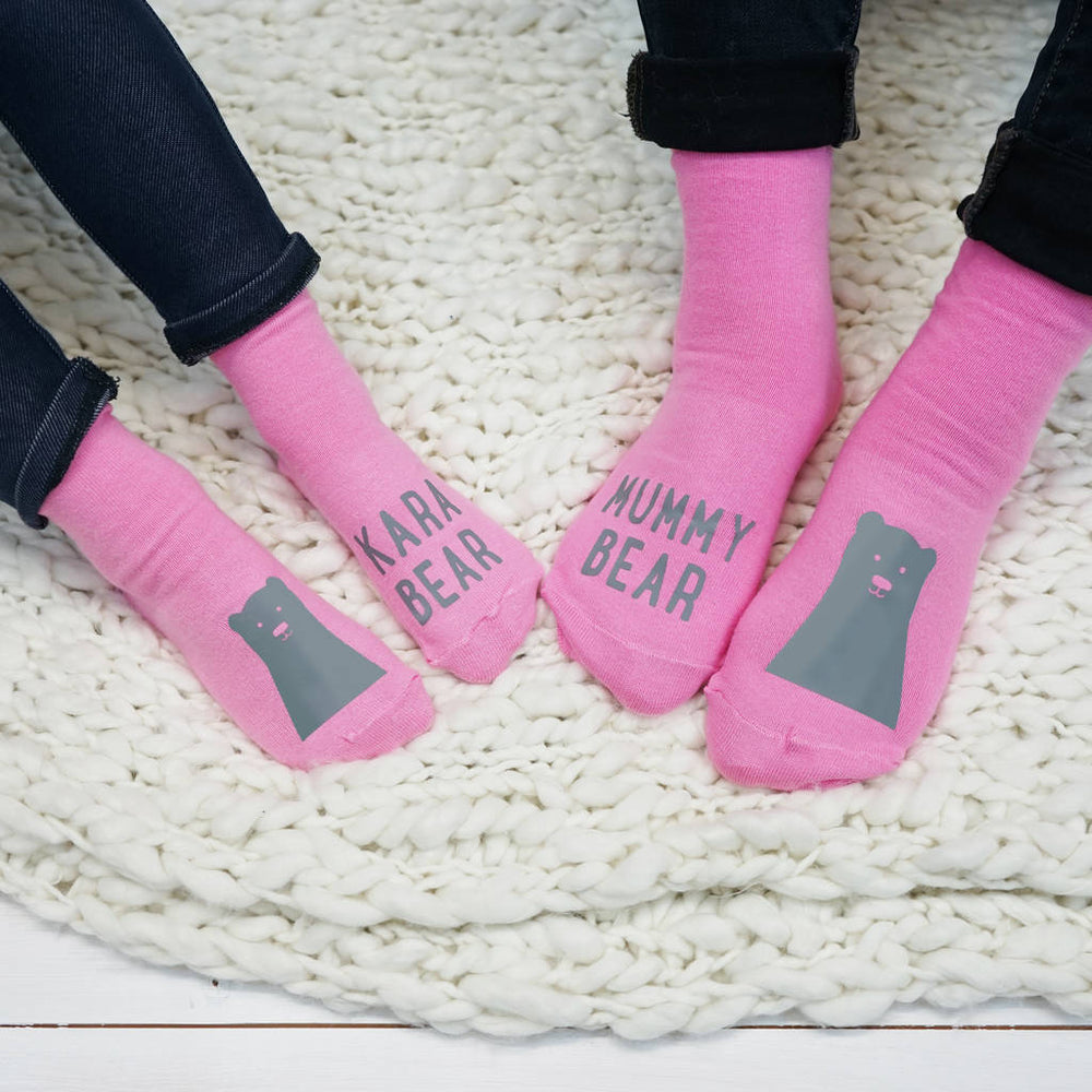 Custom Family Socks