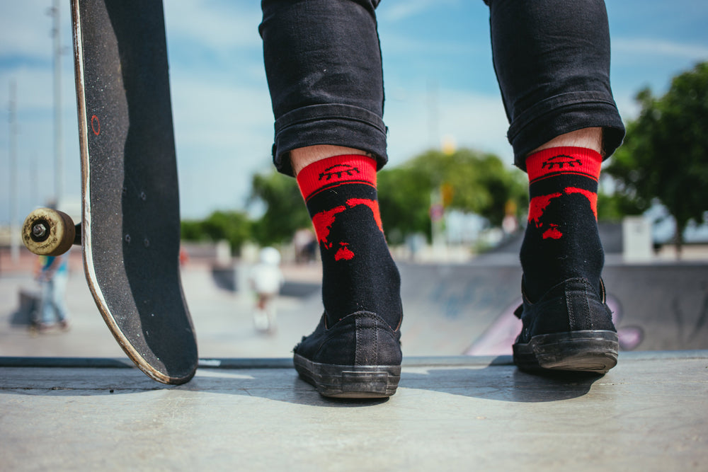 Custom Skateboard Socks