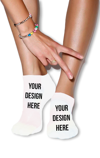 Custom Ankle Socks
